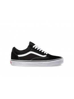 Кеды Vans Old Skool Black White Sole